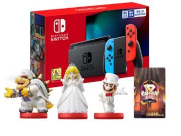 国行 Switch 腾讯心悦会员套装上架:售价 2199 元,限量 200 套