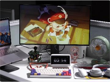 """【视频】雷蛇人体工学鼠标加 """"小作坊""""键盘,颜值高性能强,比罗技还好用"""