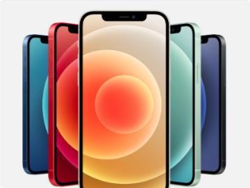部分用户苹果 iPhone 12/Pro LTE 和 5G 网络信号意外掉线
