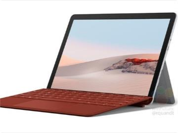 微软 Surface Go 2 渲染图曝光:更大的 10.5 英寸屏幕