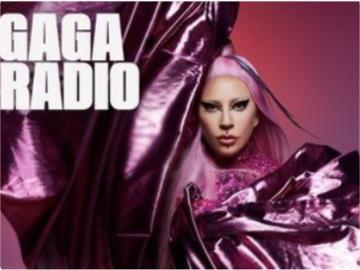 "Lady Gaga在Apple Music上举办""Gaga Radio""节目"