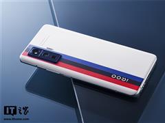 【IT之家开箱】iQOO 5 Pro 传奇版图赏:感受速度与激情的魅力