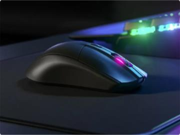 赛睿发布 Rival 3 无线游戏鼠标:双模连接,400 小时续航