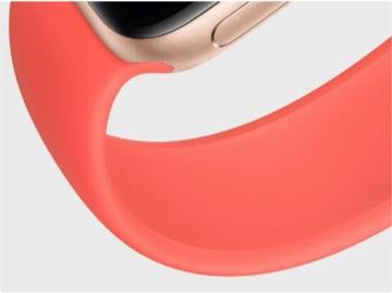 Apple Watch 新单圈表带可能会随着时间推移而变长