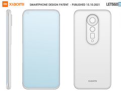 小米最新手机设计专利公开:后摄居中,外形圆润