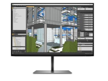 惠普推出 Z24n G2 工作站級顯示器:16:10 比例,支持 USB-C 一線連