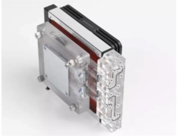 海外廠商推出一體式水冷散熱器:下壓式設計,僅 63mm 高