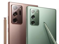 三星手机在美首次支持 eSIM 卡,Galaxy Note 20 系列率先 OTA 更新