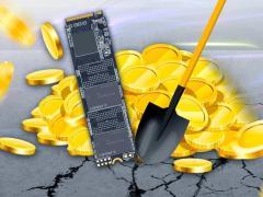 嘉合劲威正式启动 Chia 奇亚币挖矿专用 SSD 生产项目,支持定制