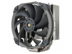 利民推出 TA140 EX CPU 风冷散热器:14cm 风扇,超薄设计