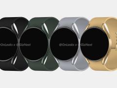 三星 Galaxy Watch Active 4 渲染图曝光,有望月底发布