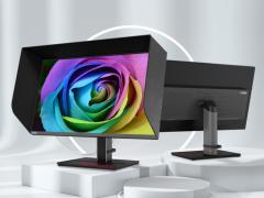 ThinkVision 新款 27 寸 4K 显示器上架:Mini-LED 背光,15999 元